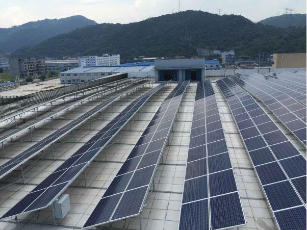闽东电机分布式光伏发电站太阳能光伏发电工程